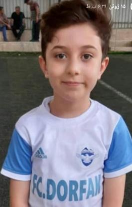 امیرعلی-رئوفی-بازیکن-باشگاه-درفک-البرز-FCDORFAK